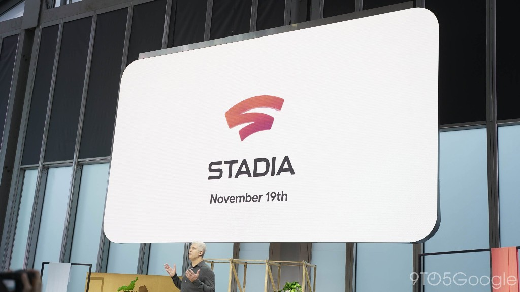 Google Stadia officially launching November 19 - 9to5Google