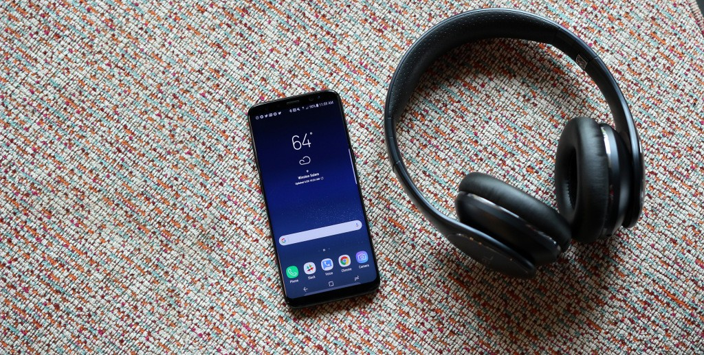 Galaxy S8, S8+ update rolls out w/ July patch, QR scanner - 9to5Google