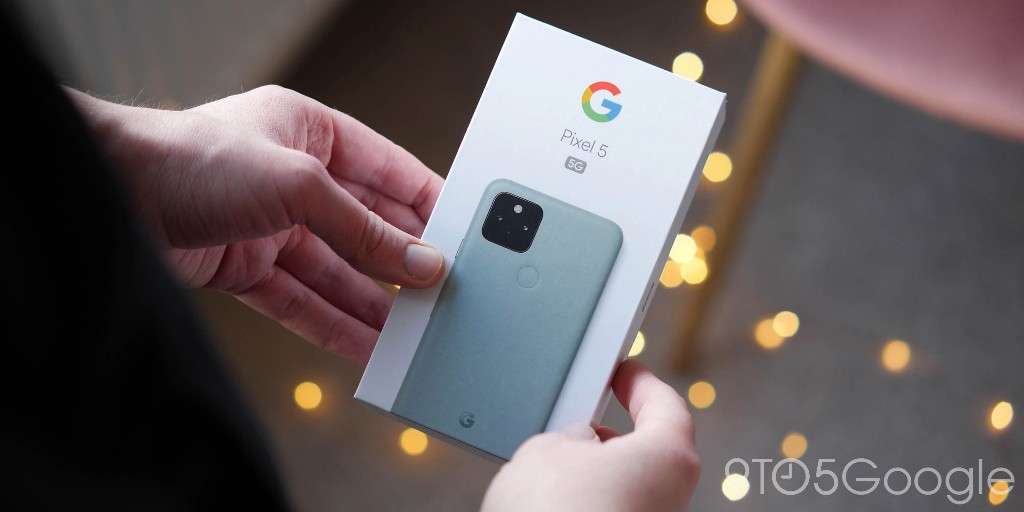Pixel 5 buyers with Google One getting Store credit this week - 9to5Google