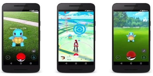 Pokémon GO is on track to overtake Twitter in number of daily users on Android