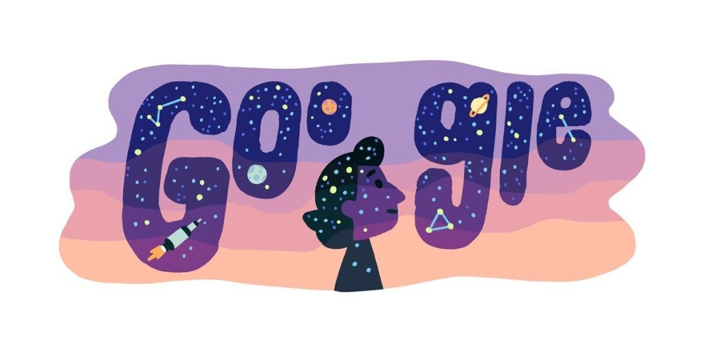 Google Doodle honors Dilhan Eryurt, Apollo 11 astronomer - 9to5Google