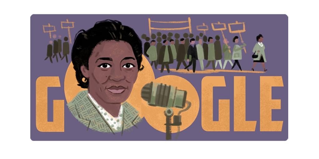 Google Doodle honors life of activist Claudia Jones - 9to5Google