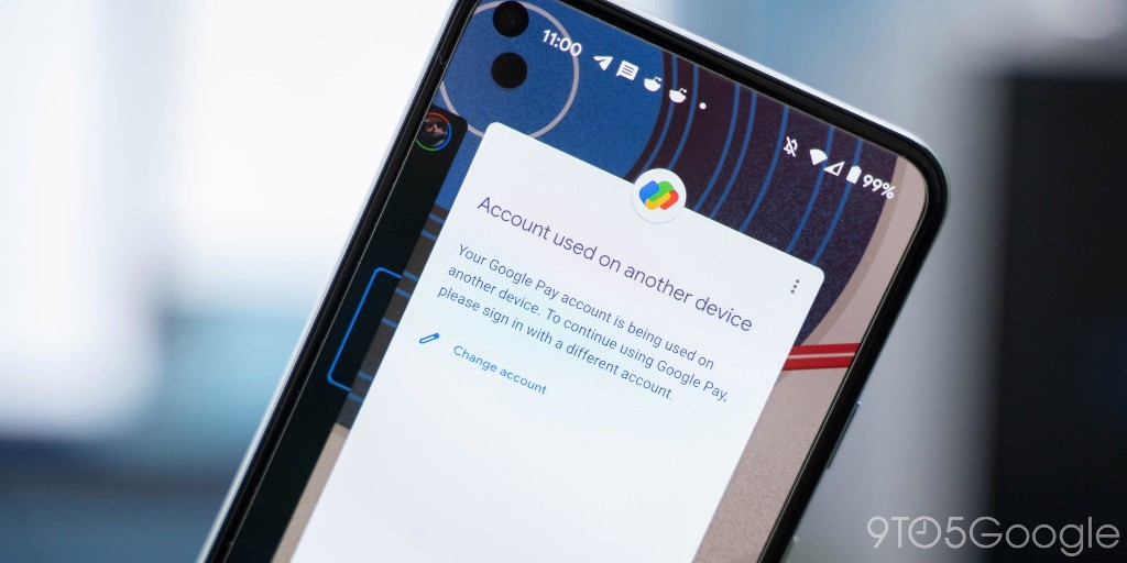 Google Pay is now locked to one smartphone at a time - 9to5Google