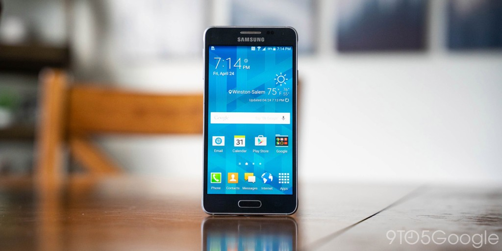 Samsung software: Looking back at TouchWiz from 2014 - 9to5Google