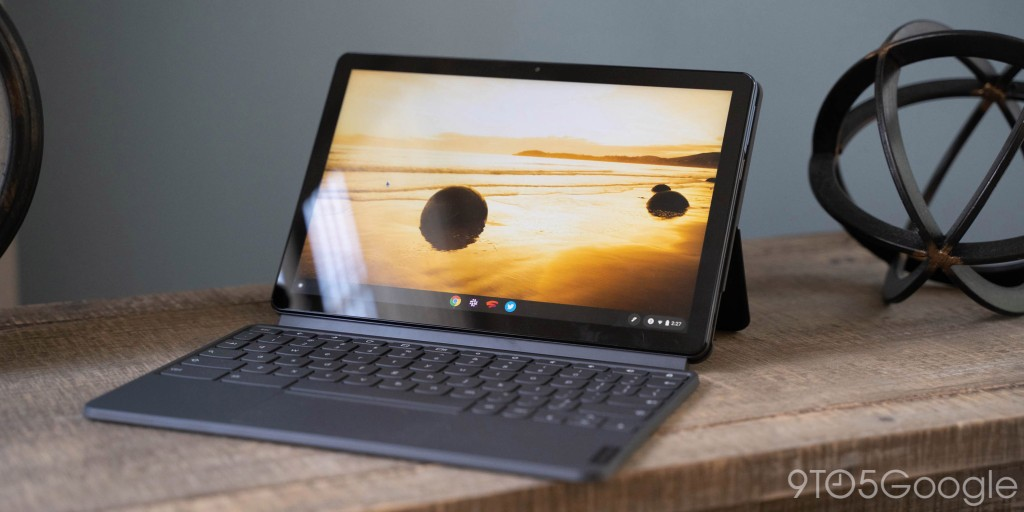 Lenovo IdeaPad Duet Review: First good Chrome OS tablet - 9to5Google