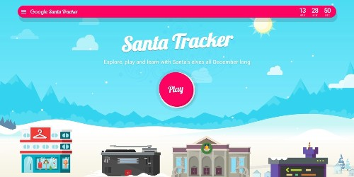 [Update: Live] How to follow Santa on Christmas Eve w/ Google Santa Tracker, Google Home, Android