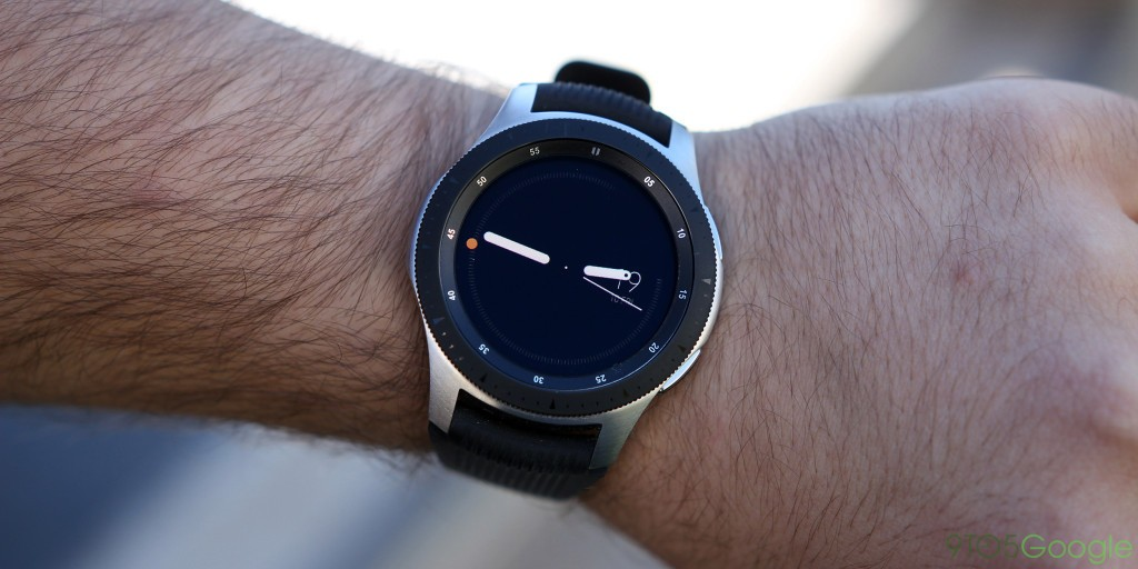New Samsung Galaxy Watch hits FCC, details sizes, more - 9to5Google