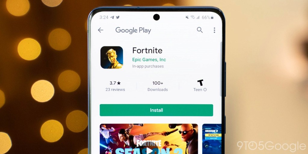 Google removes Fortnite from the Play Store for violating in-app payment policy - 9to5Google