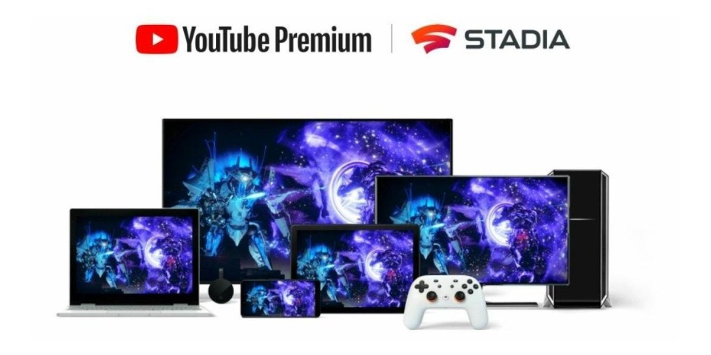 Some YouTube Premium members getting Stadia Pro trials - 9to5Google