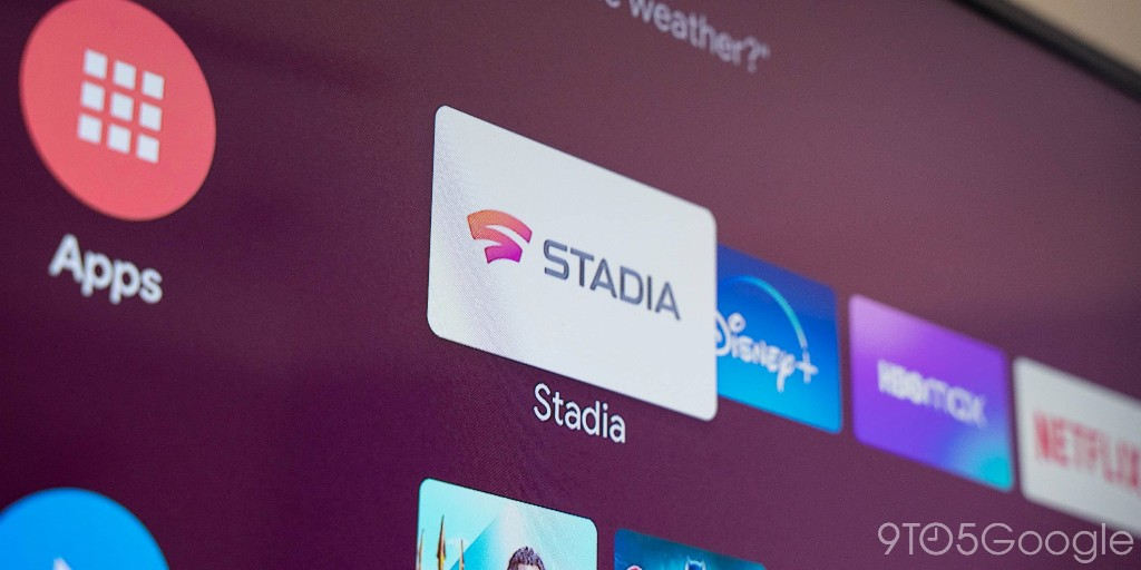 Stadia performance continues to improve on Android TV - 9to5Google