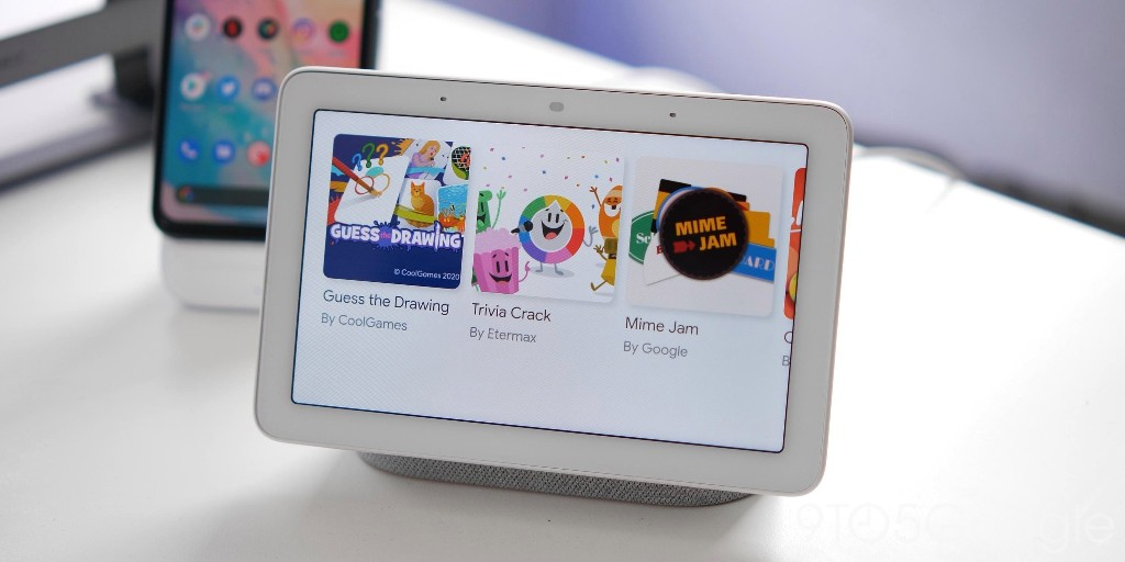 Hands-on with interactive Google Nest Hub games [Video] - 9to5Google
