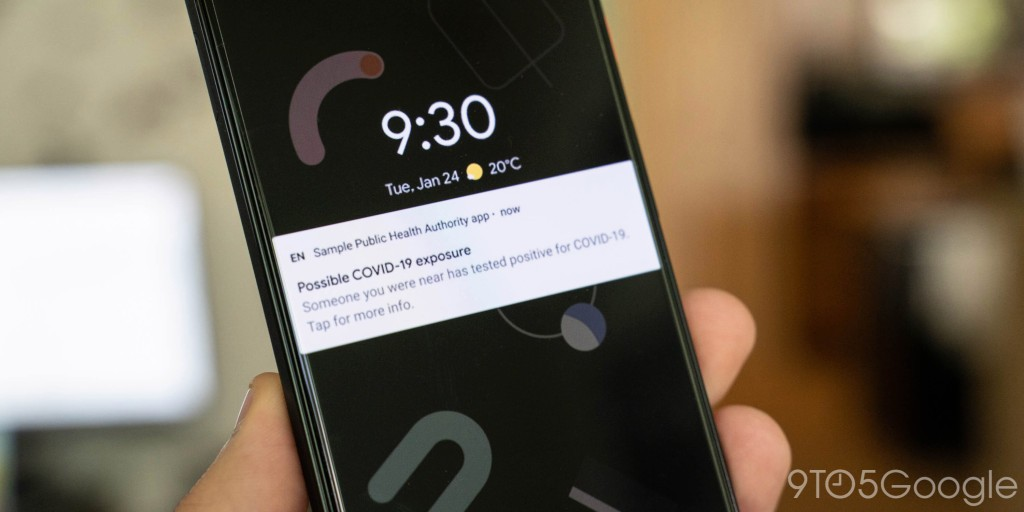 COVID-19 exposure notification system rolling out to Android - 9to5Google