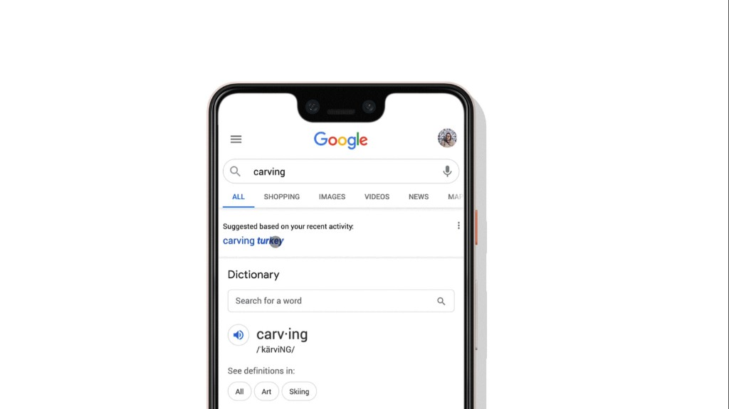 Google will factor past searches to suggest new queries - 9to5Google