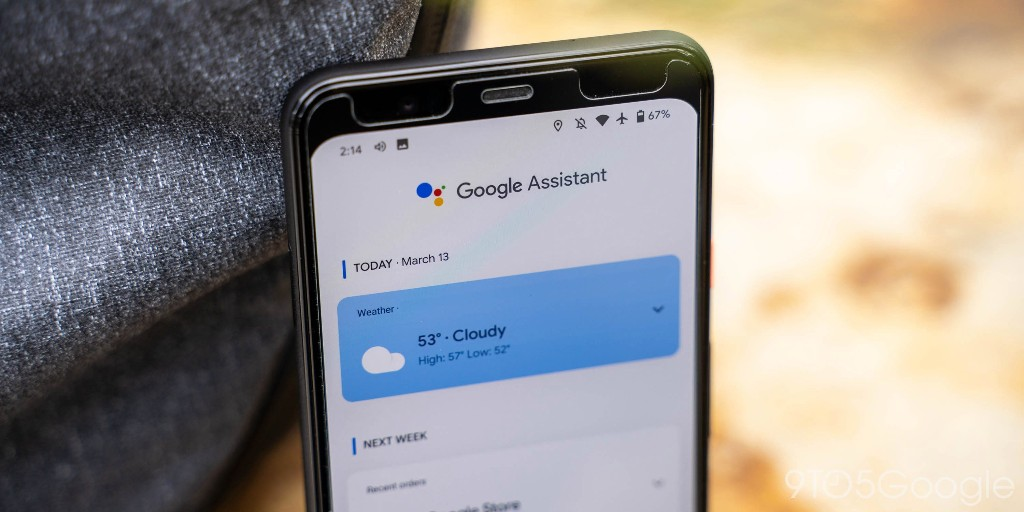 Google adds Podcasts, recipe cards to Assistant Snapshot - 9to5Google