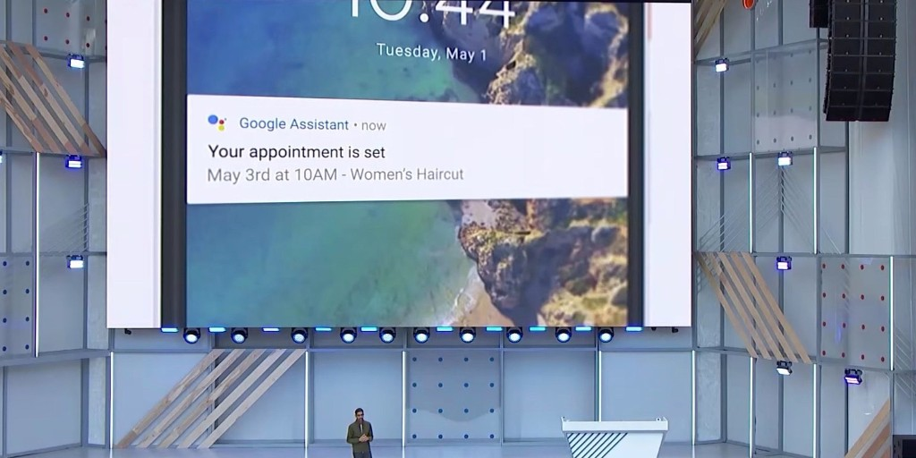 Google Duplex can now book your next haircut in the US - 9to5Google