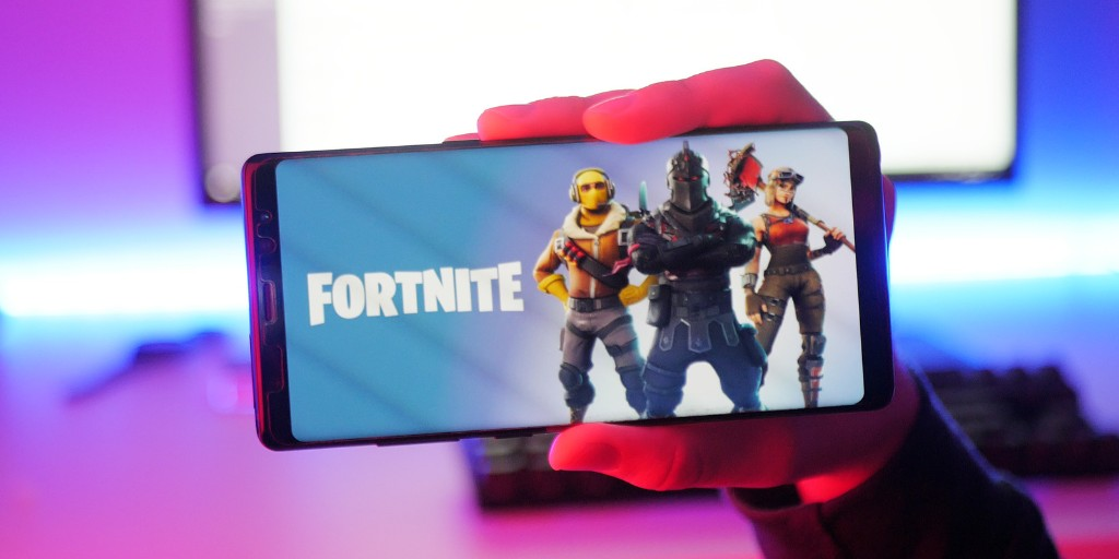 Fortnite's Epic Games files antitrust lawsuit against Google - 9to5Google