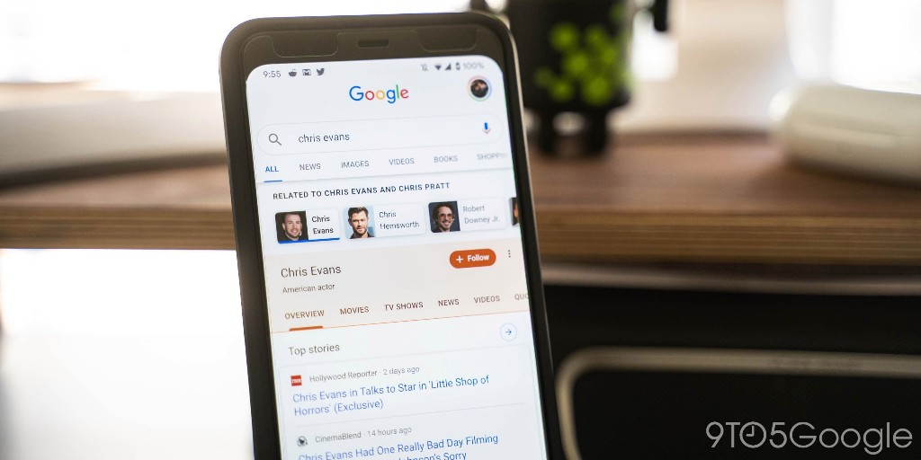 Google Search launching public 'profile cards' for people - 9to5Google