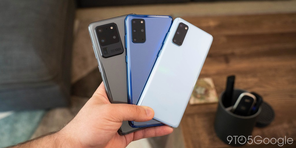 June 2020 patch rolls out for the Samsung Galaxy S20 series - 9to5Google