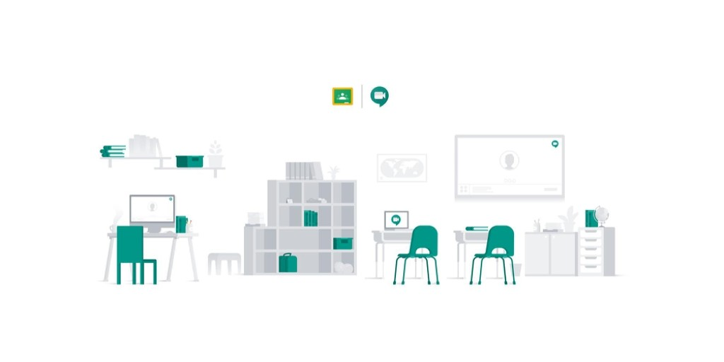 Google Classroom adds Meet integration as usage soars - 9to5Google
