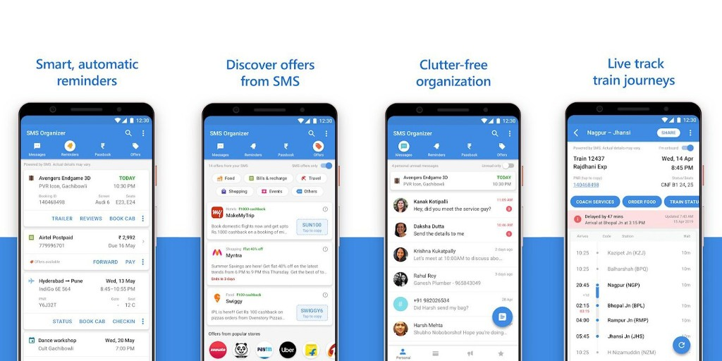Microsoft SMS Organizer app now available in US, UK, Aus - 9to5Google
