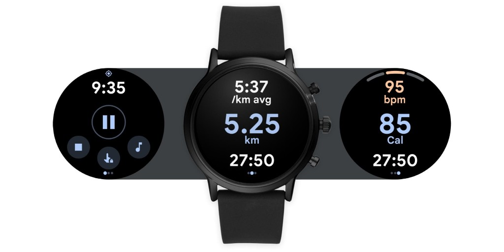 Google details revamped Fit workout interface for Wear OS - 9to5Google