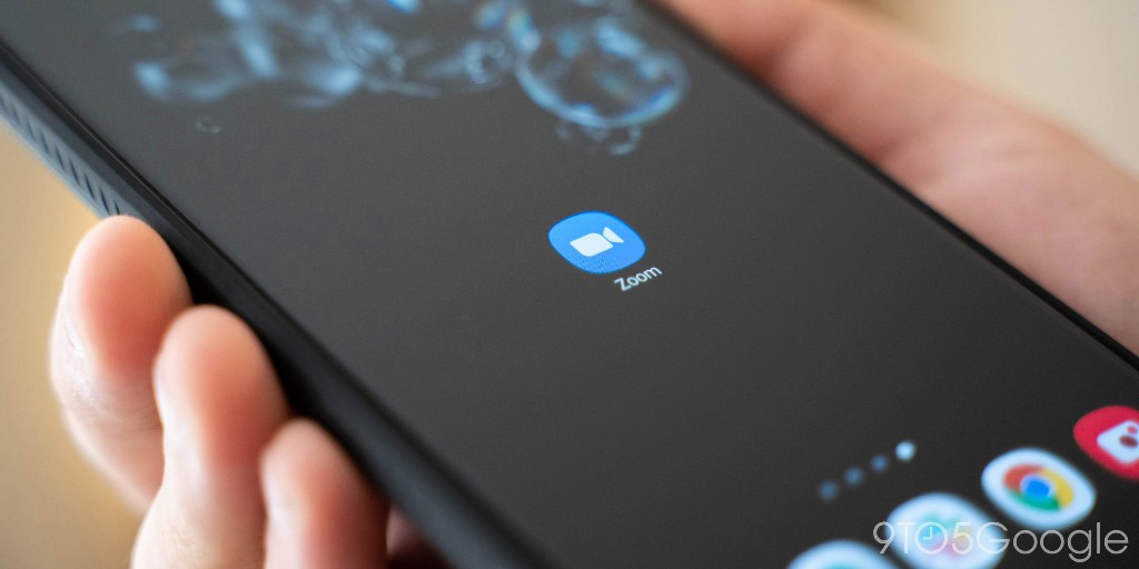 Zoom for Android adds dark mode, new reactions - 9to5Google