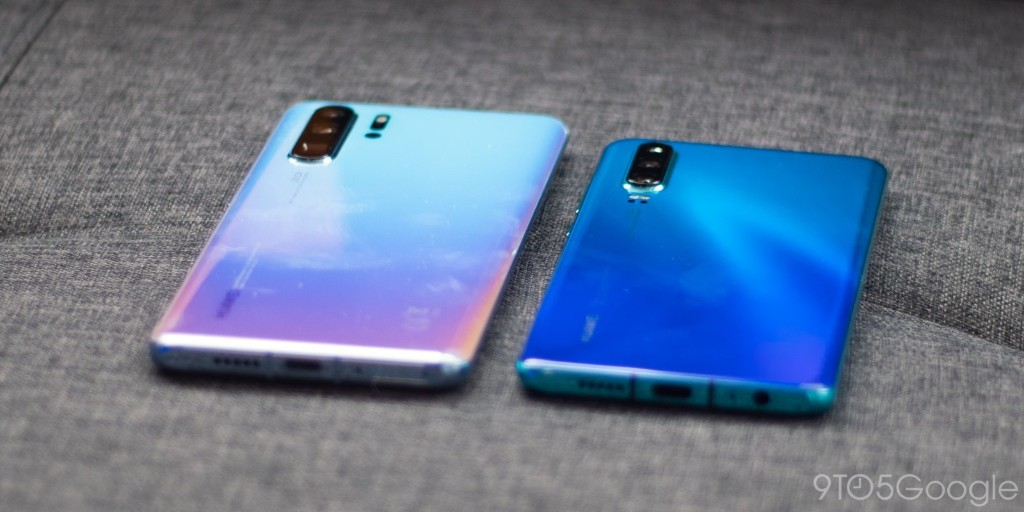 Huawei smartphone shipments drop by 40% in a month - 9to5Google