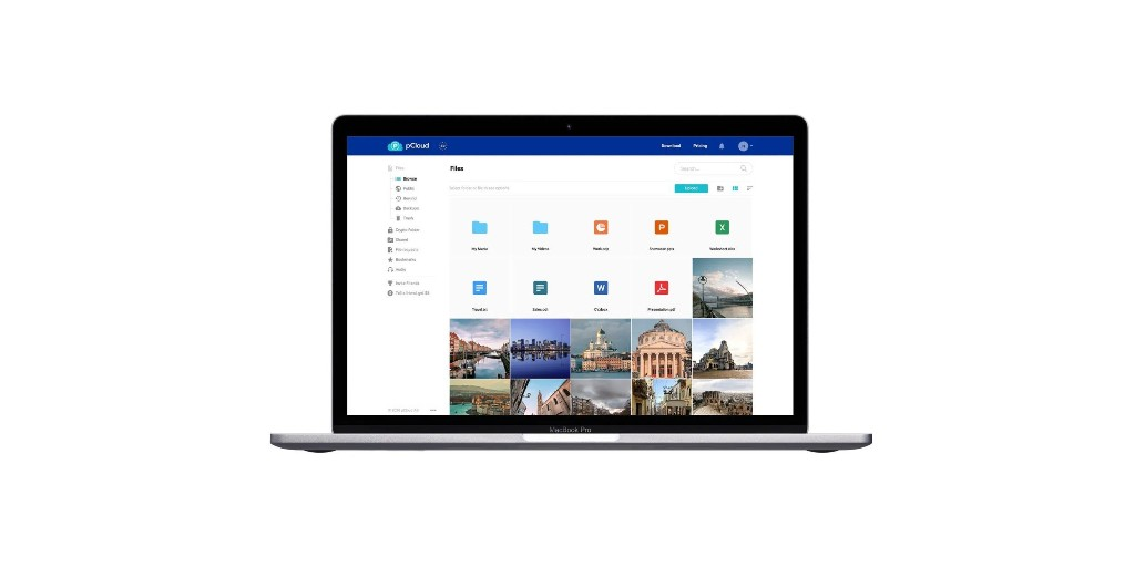 Ditch Google Drive and store your stuff on a lifetime pCloud account (75% off for Black Friday!)