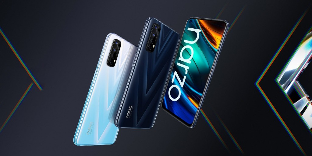 Realme Narzo 20 Pro goes official w/ 65W charging, $200 - 9to5Google