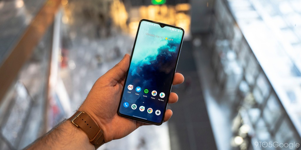 OxygenOS 10.0.11/10.3.3 rolling out now for OnePlus 7T - 9to5Google