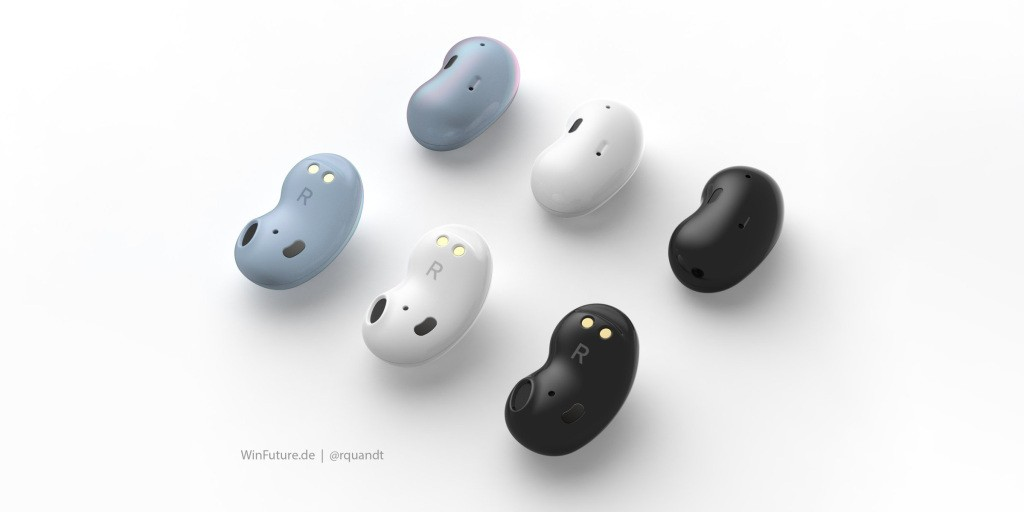 Samsung's next-gen Galaxy Buds leak w/ redesign - 9to5Google