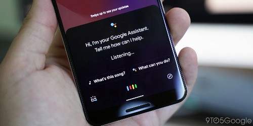 Google app and Assistant dark theme start rolling out