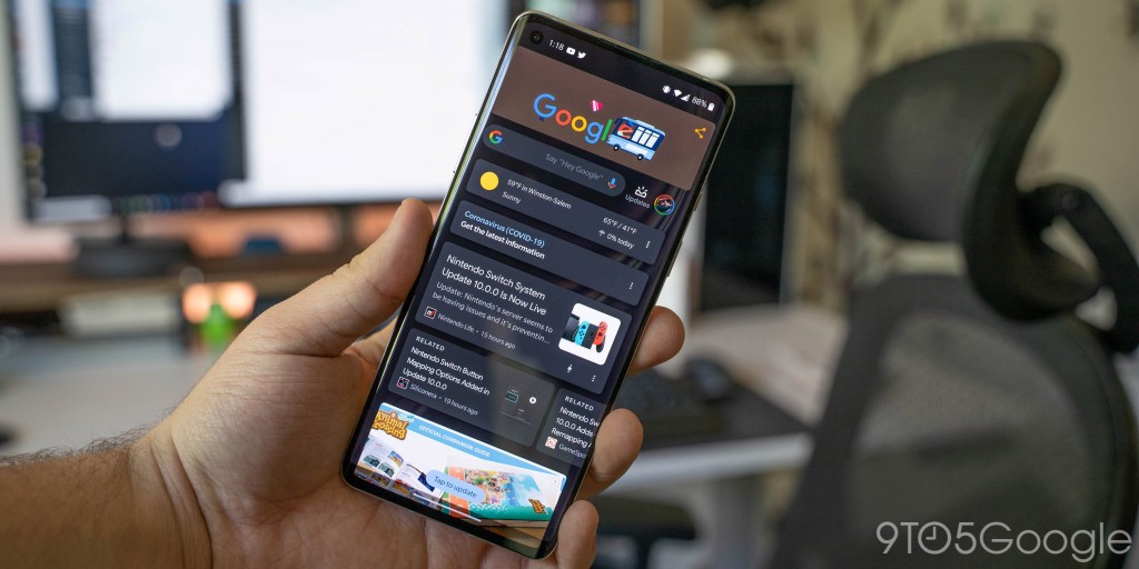 Google app beta crashes when using Discover on Android - 9to5Google