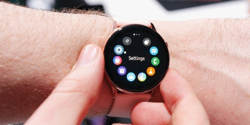 Samsung's Galaxy Wearable app gets One UI redesign as Galaxy Watch Active launches