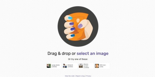 Google Chrome Labs releases open source, browser-based image optimization tool, Squoosh