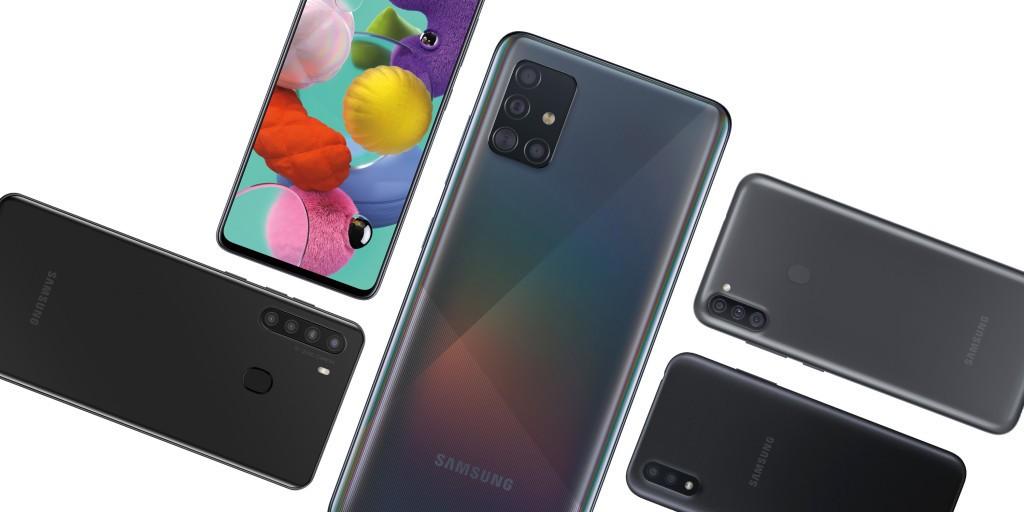 Samsung Galaxy A (2020) series debuts w/ Galaxy A51 5G - 9to5Google