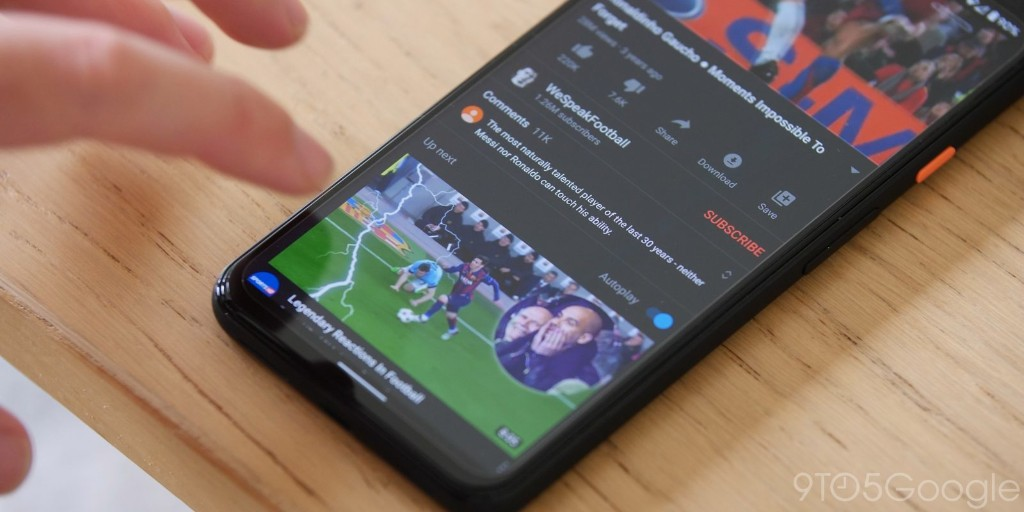 YouTube mobile removing ability to tap seek bar to skip in videos - 9to5Google