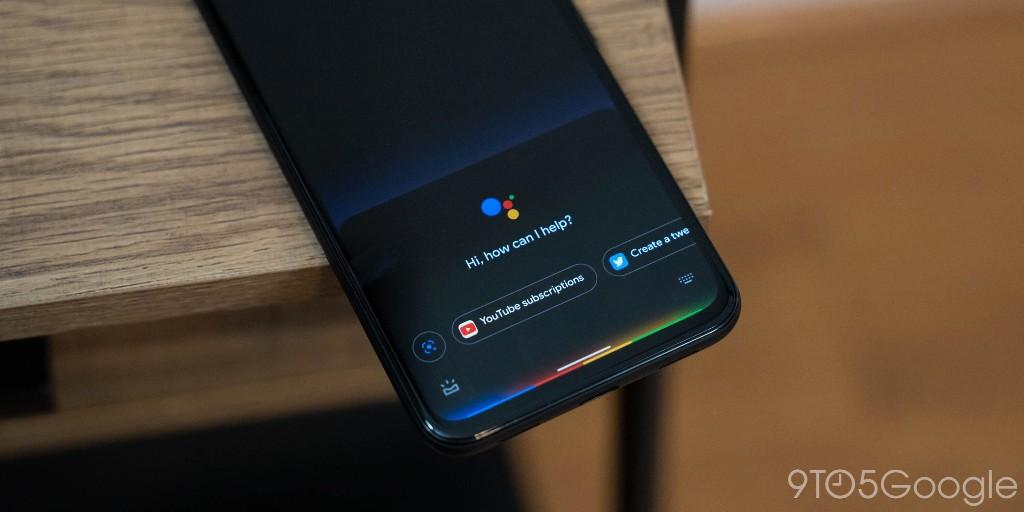 New Google Assistant loses original transparent Pixel look - 9to5Google