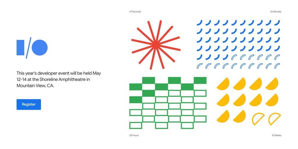 Google I/O 2020 - cover