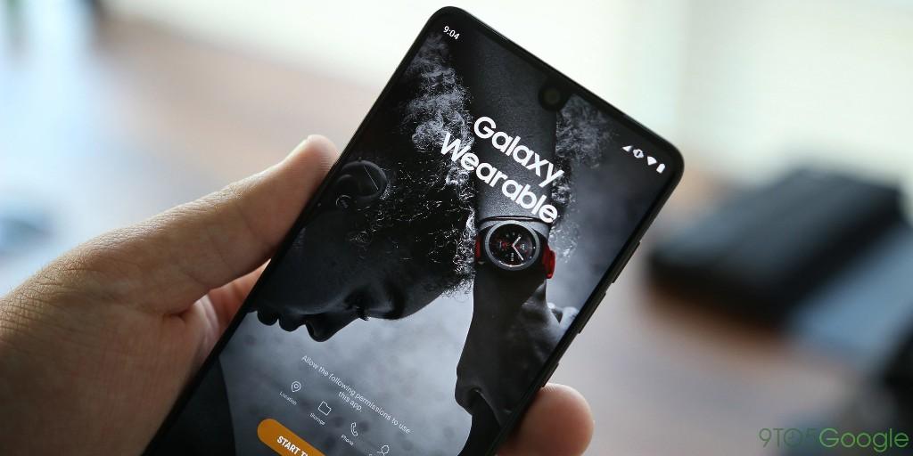 Samsung Wearable app sideloads APK against Google ToS- 9to5Google