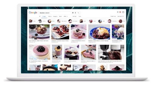 Google Images gets desktop redesign with mobile site adding Google Lens