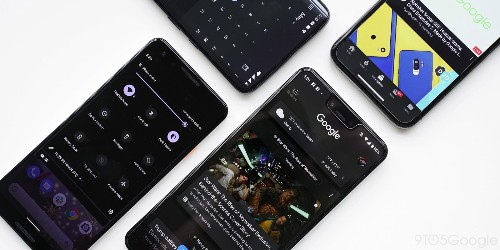 [Update: Play Store, Voice] Here's every Google app with a dark mode, and how to enable it