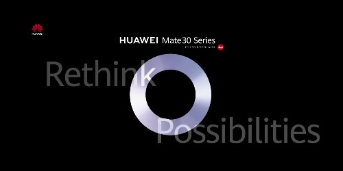 The Huawei Mate 30 Pro will launch September 19 in Munich
