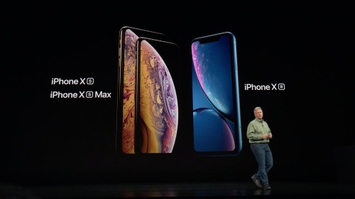 iPhone XS sees slight battery capacity reduction as XS Max and XR offer biggest batteries yet