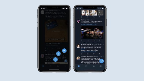 Twitter for iOS adds new floating compose button, additional spam report options