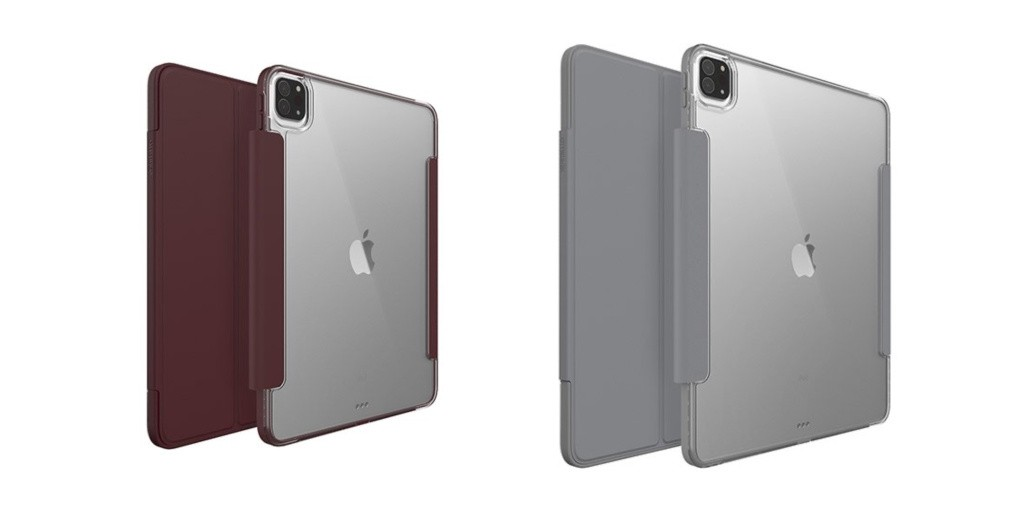OtterBox launches Symmetry Series folio for 2020 iPad Pro with transparent back, Apple Pencil protection - 9to5Mac