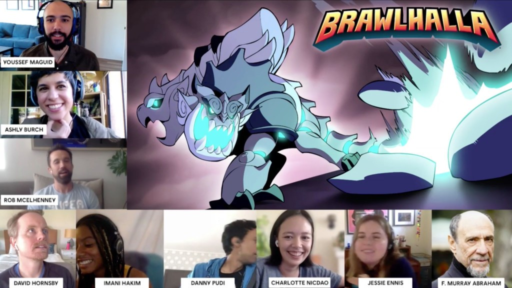 Watch the cast of Apple TV+'s 'Mythic Quest' battle on Twitch live playing Brawlhalla - 9to5Mac