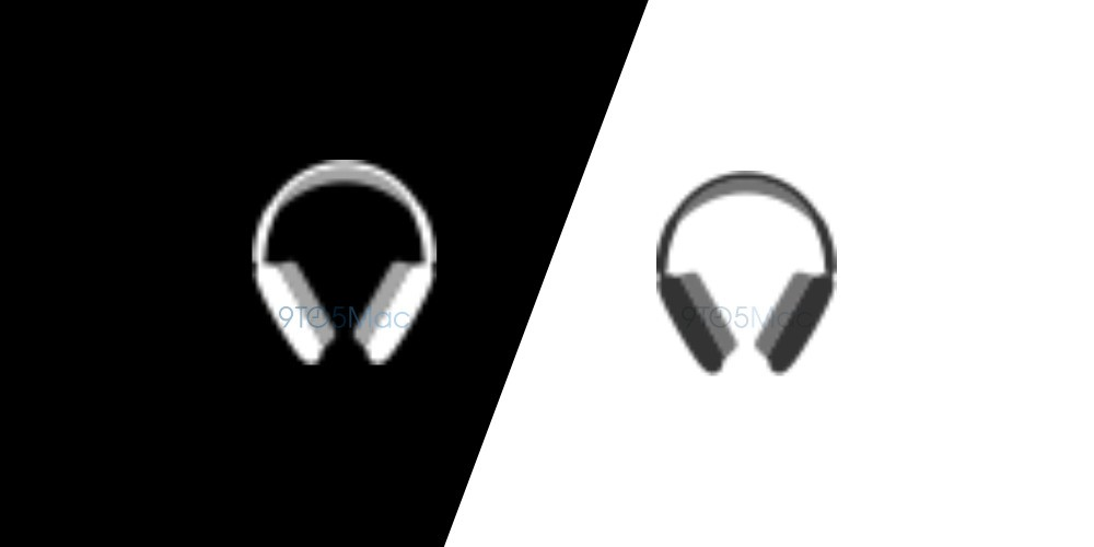 iOS 14 icon leak reveals first look at Apple's high-end, over-ear headphones with AirPods features - 9to5Mac