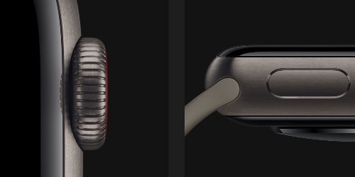 Apple Watch Series 5: How much lighter is titanium versus stainless steel?