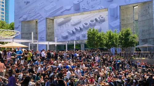 Building more than apps: The welcoming community at WWDC 2018